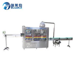 自動ペットプラスチックびんジュースの飲料の熱い満ちるびん詰めにする機械
