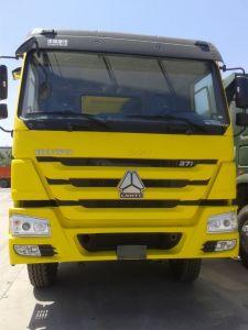 371HPユーロIVエンジンを搭載するHOWO 10の荷車引きのダンプトラックかダンプカー