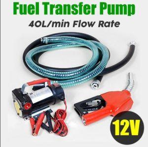電気燃料の運輸ポンプディーゼル燈油オイルの商業自動ポータブル