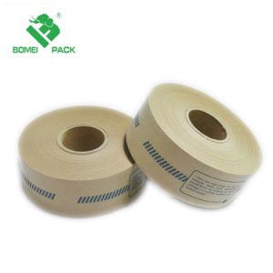 Brown a renforcé l'emballage en papier kraft bande gommée
