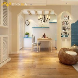 100% impermeable Spc de lujo pisos de vinilo
