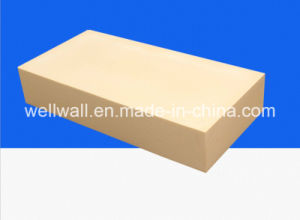 Panneau sandwich avec isolation ignifuge décoratif pour toit de paroi
