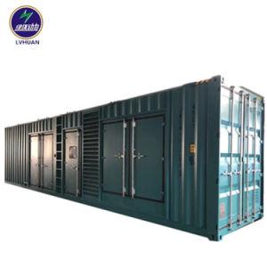 500kw - generatore del gas naturale del motore LNG/CNG/LPG del metano 2MW