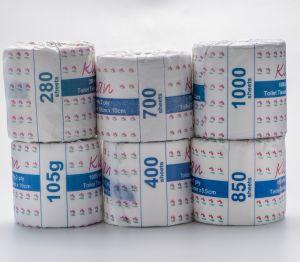 2018 Rolo de papel higiénico de Xangai, 30m 2ply (KL004)
