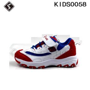 Buena calidad de los niños correr Deportes zapatos zapatillas