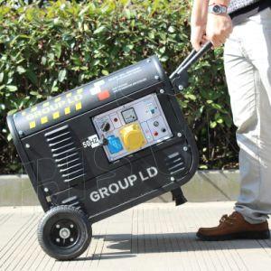 バイソン((h)中国) BS2500cは1年の保証小さいMOQ発電機配達高品質2kwガソリン絶食する