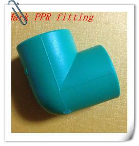 De Montage van de Pijp PPR van DIN 8077-8078 in Groene Kleur