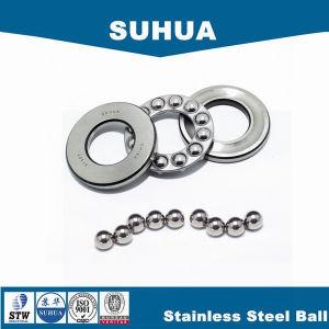 sfera G200 dell'acciaio inossidabile di 8.5mm