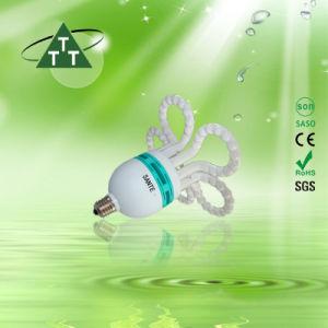 Ahorro de energía de 105W Lámpara halógena de flor pequeña/Tricolor mixta/2700K-7500K E27/B22 220-240 V