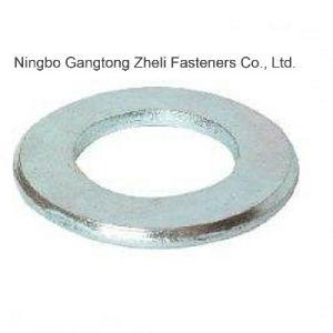 Rondelle à ressort de la pente A4 DIN125-1 d'acier inoxydable
