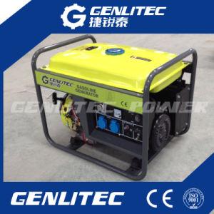 Accueil Utilisation du générateur électrique silencieuse avec AVR jusqu'à 1 kVA 8 kVA