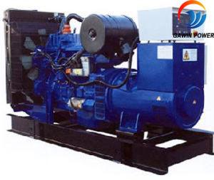 120kVA 전력 침묵하는 유형 디젤 엔진 생성 세트