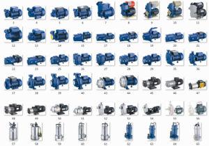 Tous les puits profond de l'alimentation de la pompe à eau submersibles pour produits solaires