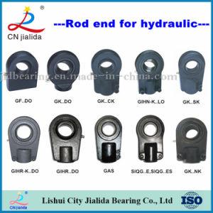 El extremo del vástago de alta calidad para los componentes hidráulicos (GK...No serie 10-80mm)