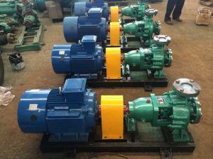 Einstufige zentrifugale Behandlung-Abwasser-Pumpe
