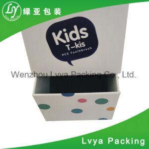 재생된 포장 상자를 인쇄하는 주문 호화스러운 형식