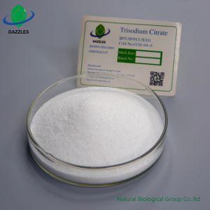 E331 dihydraté Citrate trisodique standard utilisé comme agent de la saveur