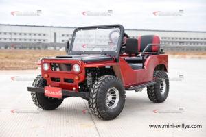 110cc、125ccおよび150cc Gy6エンジンで使用できる2019新しい小型ジープWillys
