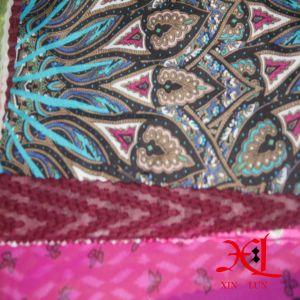 服またはHijabのためのデジタルプリント絹の軽くて柔らかいファブリック