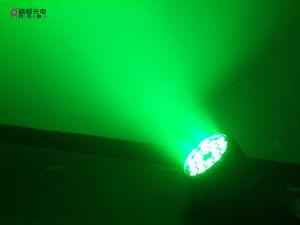 高い発電18X10W RGBW 4in1の段階の結婚式の洗浄LED PAR64ライト