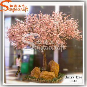 Piscina artificial de alta qualidade Peach Blossom Tree