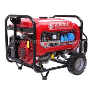 5kw Locin démarrage électrique Générateurs essence avec poignée et la roue