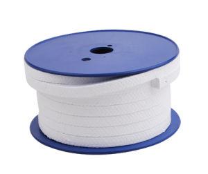 PTFE Teflonumsponnene Dichtungs-Verpackung für Ventil-Dichtung