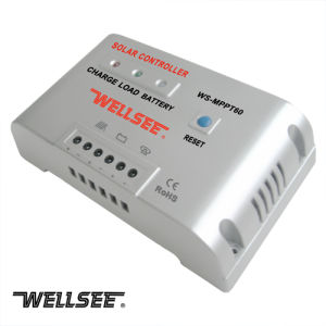 60A het Controlemechanisme van de 12V/24V Zonne-energie (ws-MPPT60)