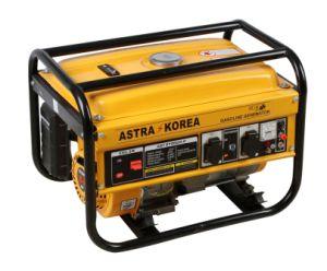 2kw de stille Generator van de Benzine van Astra Korea Ast3700 Draagbare (AST 3700)