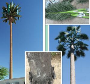 De zelf Bevindende Enige GSM Bts van de Pijler Bionische Mast van de Telecommunicatie van de Palm