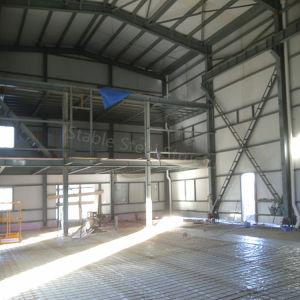 Amplia gama prefabricados de estructura de acero estructural Edificio Taller