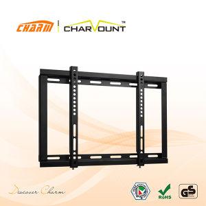 경제 최고 호리호리한 보편적인 조정 벽 마운트 텔레비젼 부류 (CT-PLB-E102)