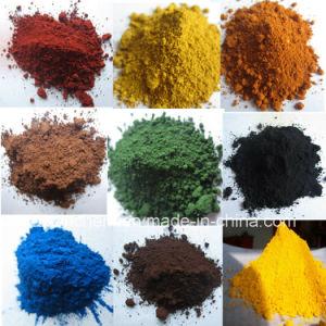 Oxyde 94% van het Ijzer van de fabriek direct voor Schoonheidsmiddel en Voedsel