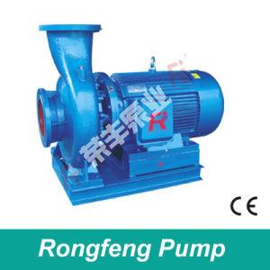 Pompa centrifuga orizzontale di Isw (ISW)