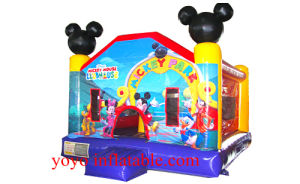 Casa de Mickey inflables Jumping
