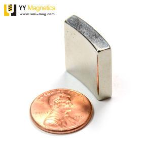 強い常置ネオジムによってセグメント化されるアークの磁石NdFeB