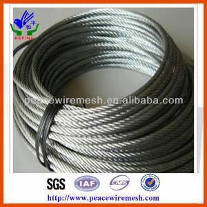 Varios de alambre de acero Especificaciones de la Cuerda (GHW06)