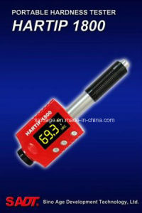 デジタル携帯用硬度のテスターHartip1800
