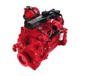 De gloednieuwe Dieselmotor van Cummins ISM11e4385 van de Motoren van het Voertuig