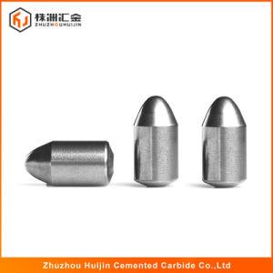 carboneto de tungsténio Botão Parabólico Inserir para ferramentas de mineração