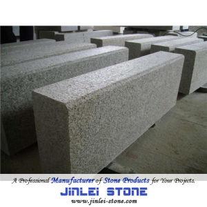 Grauer chinesischer natürlicher Straßenbetoniermaschine-Bordstein-Straßen-Stein-Gehsteig des Granit-G603