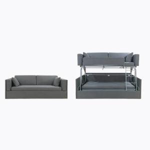 Moderno design Itália sofá desdobrável italiano sofá-cama beliche
