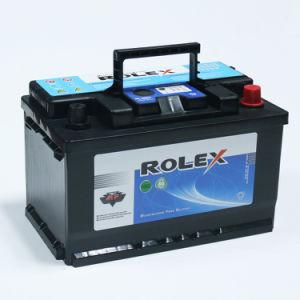 12V 75Ah MF SLA batterie de voiture avec le fabricant d'assurance-qualité