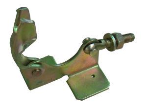 Acoplador-Placa da tubulação do andaime que retem a braçadeira (KB48-1)