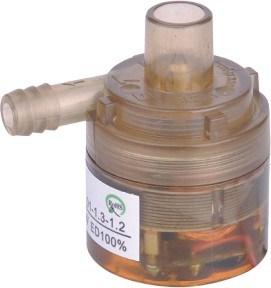 ブラシレスDC水ポンプ3