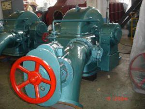 Turbine Hydro enclin
