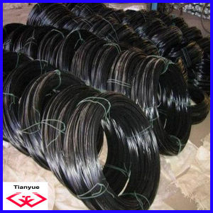 0.13mm-3.8mm Highquality Black Annealed Wire (TYC-087)