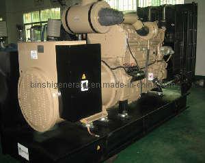 506kVA de diesel Reeks van de Generator met de Motor van Cummins