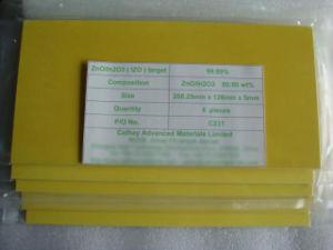 Indium-Zink-Oxid- (IZO)Ziel