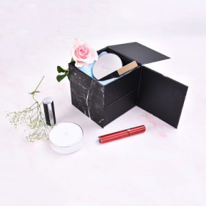 Comercio al por mayor de papel personalizados de alta calidad de forma única de cajas de regalo